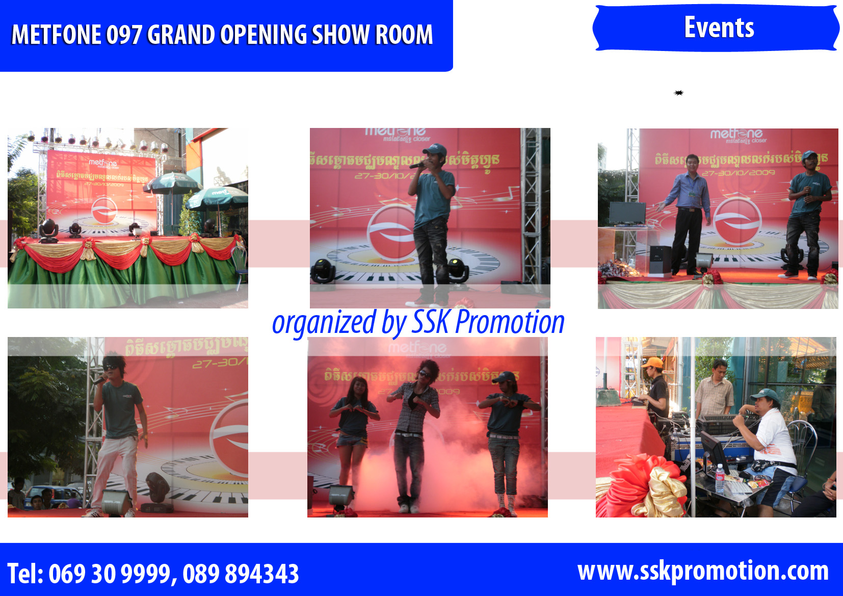 metfone show room opening copy